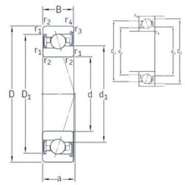 підшипник VEX 30 /S/NS 7CE1 SNFA