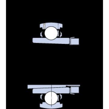 підшипник YSA 208-2FK + H 2308 SKF