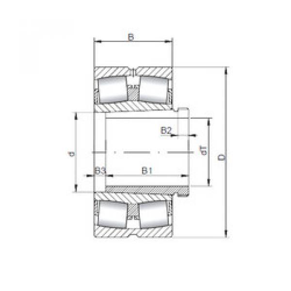 підшипник 23952 KCW33+AH3952 ISO #1 image