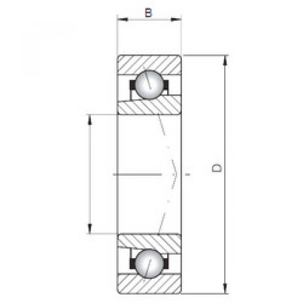 підшипник 71815 C ISO #1 image