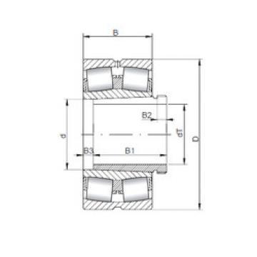 підшипник 22320 KCW33+AH2320 ISO